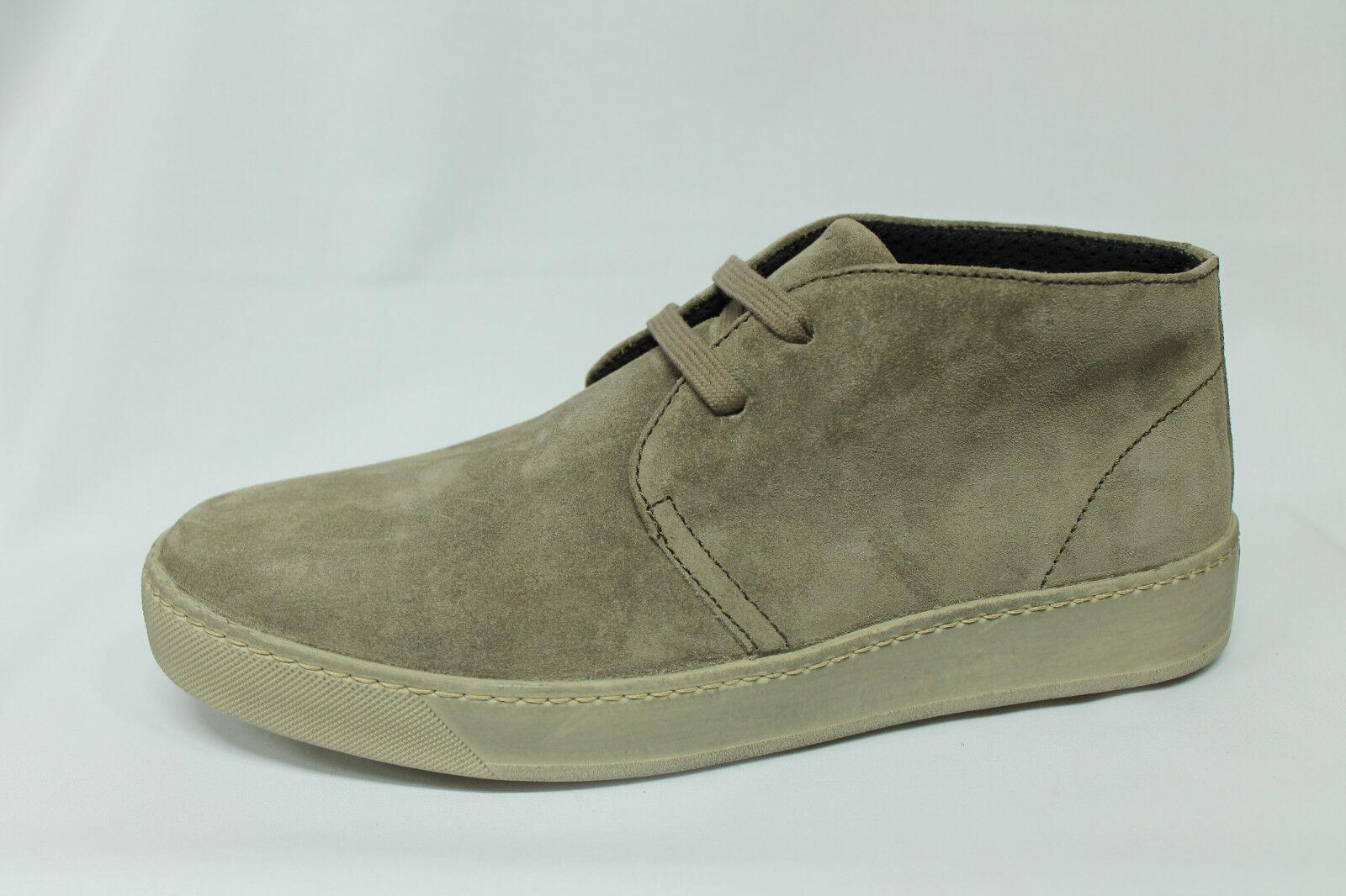 Scarpe casual da uomo  Sneakers alte polacchini Frau 20B5 torba Made in Italy listino€95 - 20%