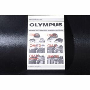 Laterna Verlag - Olympus Kameras von Gestern für Anwender von Heute - BUCH