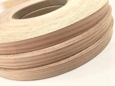 """White oak pre glued 13//16/""""x250/' Wood Veneer edgebanding"""