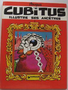 CUBITUS-ILLUSTRATO-SES-ANTENATI-N-14-1978-DUPA-LOMBARD-DARGAUD-NUOVO