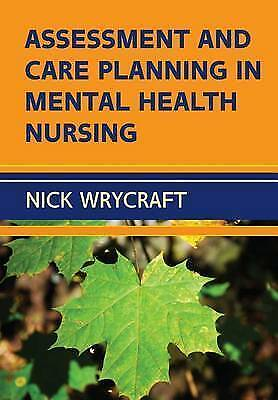 1 of 1 - Assessment And Care Planning In Mental Health Nursing, Good Condition Book, Wryc