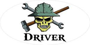 3-Driver-Skull-Oilfield-Roughneck-Hard-Hat-Helmet-Sticker-H332
