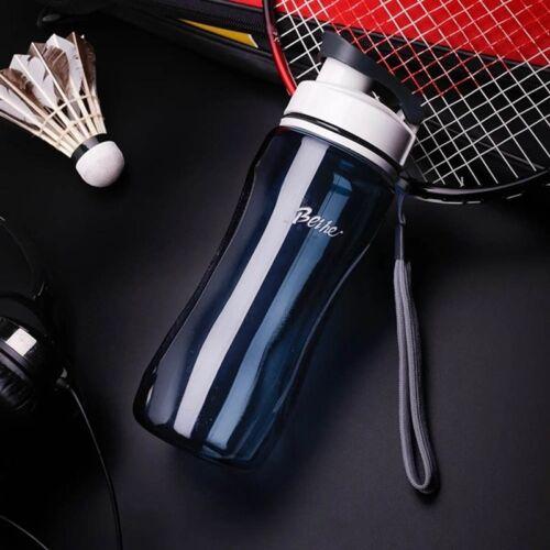 Newest Water Bottles Drink Bottles with Leak Proof Flip Up Sports School Gym UK