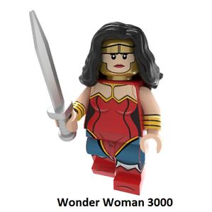 New Minifigure Rare Custom Lego Wonder