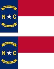 Wholesale Lot of 6 CSA Robert E Lee Civil War Flag Decal Bumper Sticker