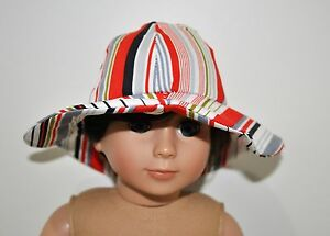 American-Girl-Dolls-Our-Generation-Journey-Gotz-18-034-Doll-Clothes-Floppy-Sun-Hats