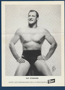 PAT-O-039-CONNOR-1950-039-s-WRESTLING-DOW-PICTURE-8-1-4-034-X-11-034-32270