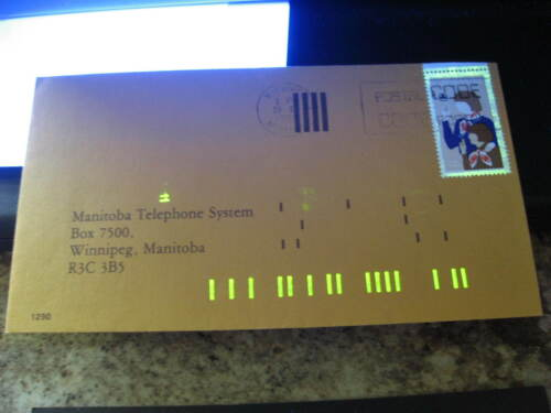 CANADA Sc 1062 Guides almost no tagging error on cover! Check it out!