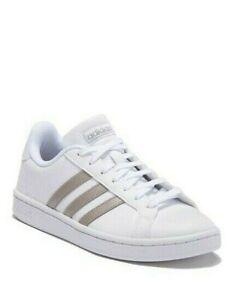 Adidas-Grand-Court-Women-039-s-Cloudfoam-Casual-Shoes