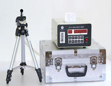 Portable LED Display Laser Dust Particle Counter With Printing Function S