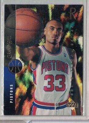 1994 95 Upper Deck Grant Hill Rookie Card 157 Detroit Pistons Nmmt Ebay