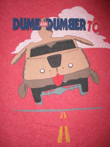 DUMB & DUMBER TO T SHIRT Mutt Cutts Dog Shaggin Wa