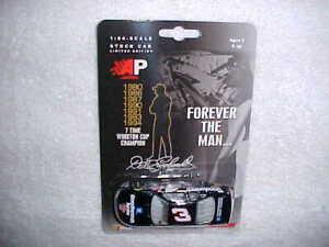 "NASCAR DALE EARNHARDT SR.  #3 ""FOREVER THE MAN"" VHTF NEW ACTION DIECAST CAR"