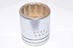 Stanley-Proto-5432-12-Point-1-2-039-039-Drive-Socket-1-039-039