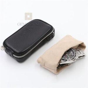 Soft-Genuine-Leather-Watch-Travel-Storage-Case-Organizer-Watch-Pouch-Storage-Bag