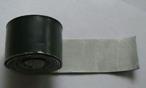 Walzblei Streifen Bleifolie selbstklebend 100,0 x 5,0 cm x 1mm Modellbau Basteln