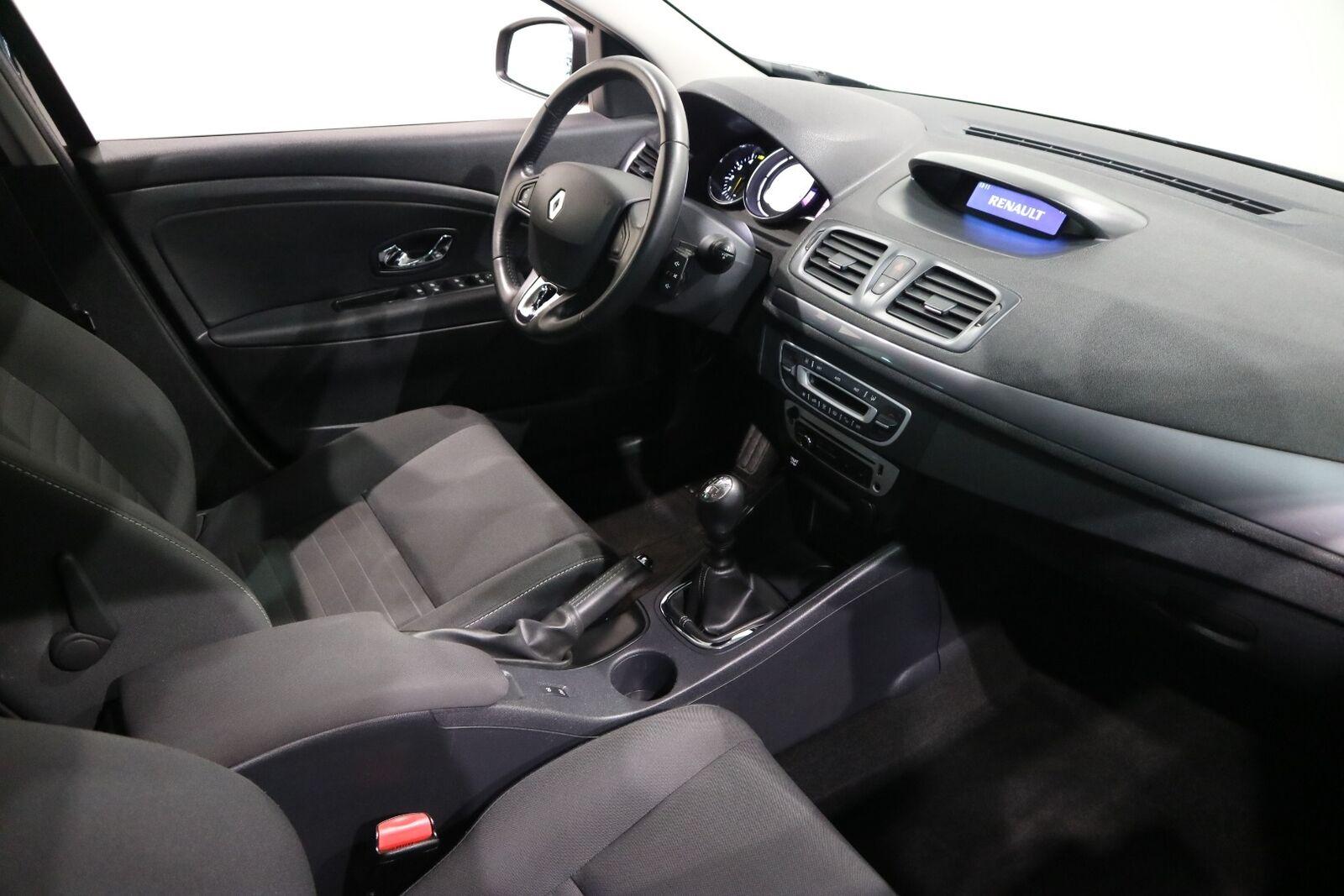 Renault Megane III 1,5 dCi 110 Expression Sport Tourer - billede 12