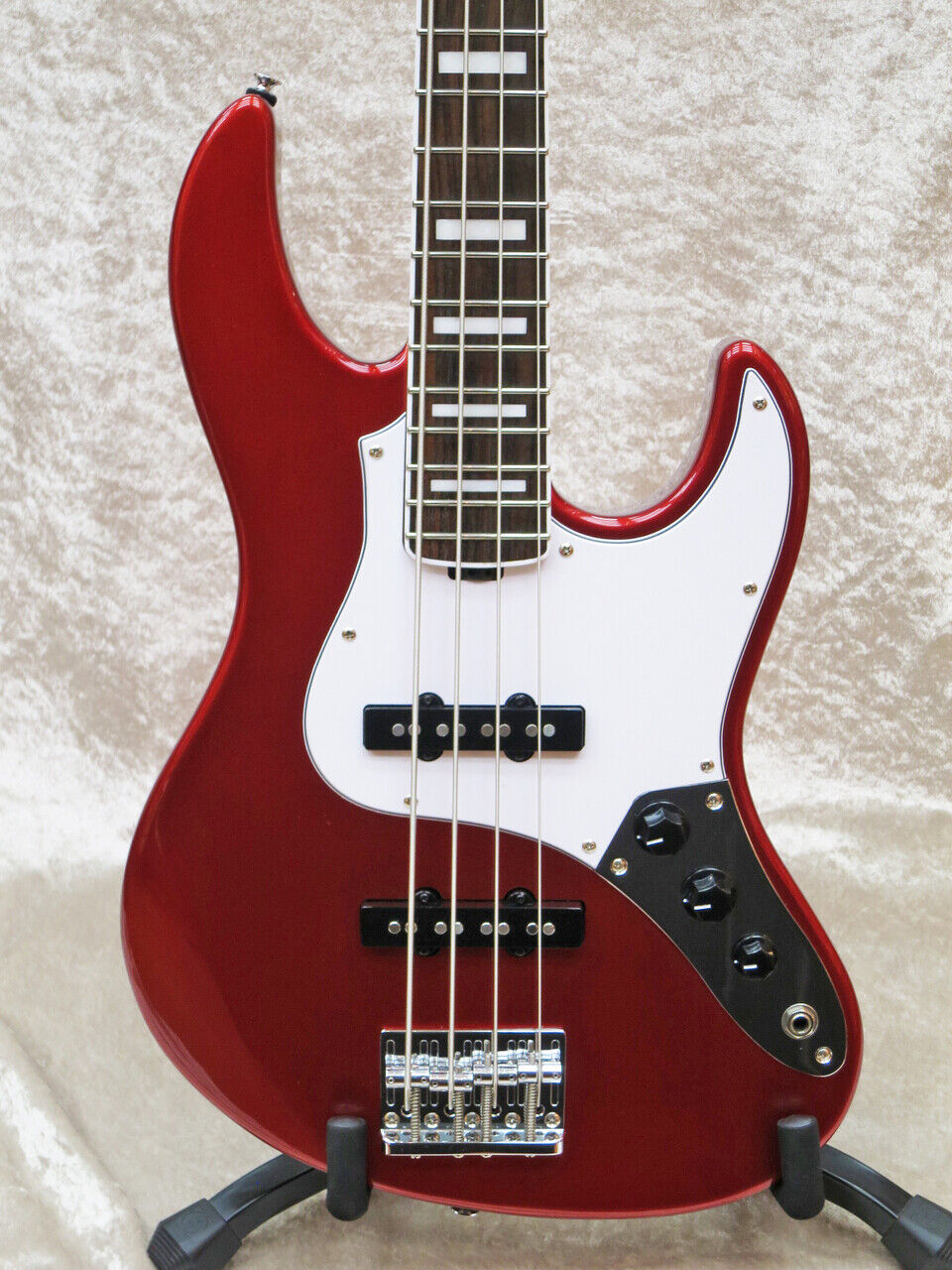 GrassRoots G-AM-55MS rot Japan rare beautiful vintage popular EMS F   S