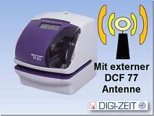Seiko TP 20 mit DCF 77 Stempeluhr Zeitstempler  für Werkstatt - Reparaturen