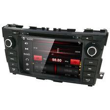 "8"" In Dash Car Radio DVD Player GPS Navigation For Nissan Teana Altima 2013 2014"