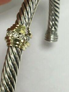 David-Yurman-Cable-Classic-Single-Station-Bracelet-Diamonds-amp-14k-Gold