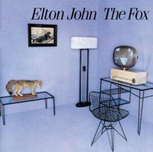 Elton-John-The-Fox-NEW-CD
