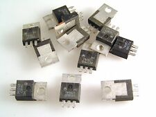 Motorola MC7808CT 3 Terminal Pos Voltage Reg Cropped Pins 12 Pieces OMB3-18