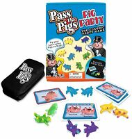 Winning Moves Pass The Pigs (Party Edition) - WNM1149 Toys