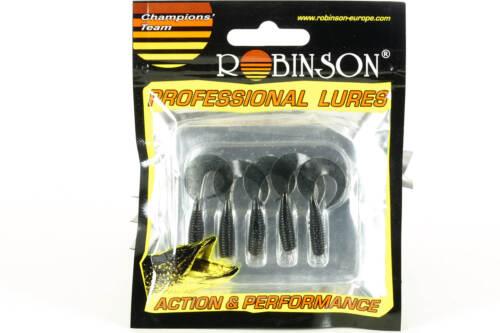 Robinson Professional Twister Classic 3cm//5stk color t03-suave cebo 51-c