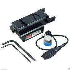 Red Dot sight/Laser fit 4PISTOL/Glock17 19 20 21 22 23 30 31 32+tail switch E26