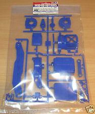 Tamiya 47335 TT-02 D Parts (Motor Mount) (Blue) (TT02/TT02D/TT02R/TT02S/TT02T)