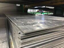 "Titanium Plate 6AL4V 12"" x 18"" x .118"""