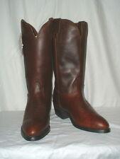 Men's Durango Dark Brown Cowboy Boots Size 6 RSW105 NEW