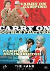 Carry on Camping/carry on Again Docto 089859877322 With Sid James DVD Region 1