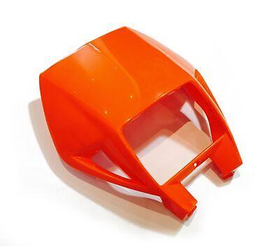 Mascherina Fari Arancione Per Ktm 02-