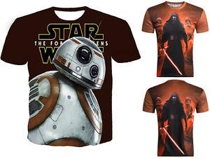Guerre-Stellari-Maglietta-ragazzo-Short-Sleeve-Star-Wars-T-shirt-SWTS01-2