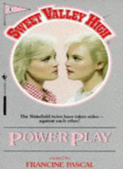 Power Play (Sweet Valley High),Kate William