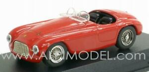 Ferrari 166 Mm Spider Red 1:43 Art 005