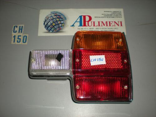 DX FIAT 131 1° SERIE />77 STARS REAR LAMPS FANALE POSTERIORE