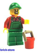 LEGO® City/ Bauerhof  (60052) Bauer mit roten Eimer