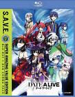 Date A Live: Season One (Blu-ray/DVD, 2016, 4-Disc Set, S.A.V.E.)