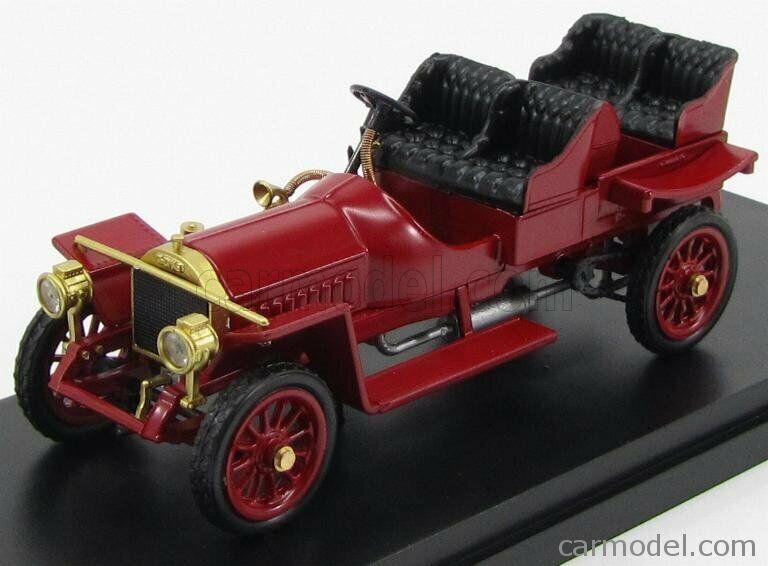 Rio-models 4386 scala 1 43 thomas Fliegener open 1908 rot