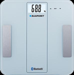 Blaupunkt bsm701bt BILANCIA PESAPERSONE Bagno analiticamente con Bluetooth fino a 180kg