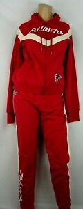 e23a270c Details about Atlanta Falcons Women's Red Touch Stadium Track Suit NFL