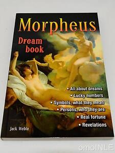 Details about MORPHEUS DREAM BOOK BY JACK WEBLE IN ENGLISH FIND THE MEANING  OF YOUR DREAMS DIF