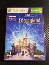 Kinect Disneyland Adventures Microsoft Xbox 360 2011 For Sale Online Ebay