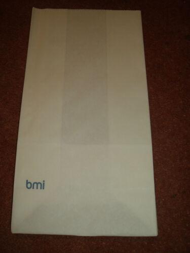 BMI AIRLINES AIR SICKNESS BAG *