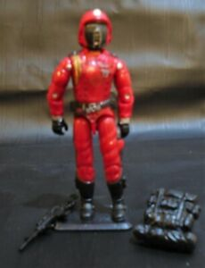 GI Joe Figure Accessory 2005 Crimson Guard V6           Helmet