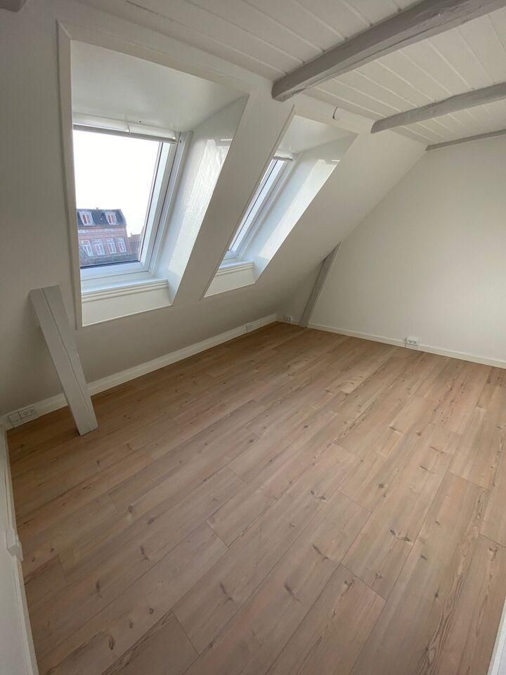 4100 vær. 3 lejlighed, m2 100, Sct Hansgade