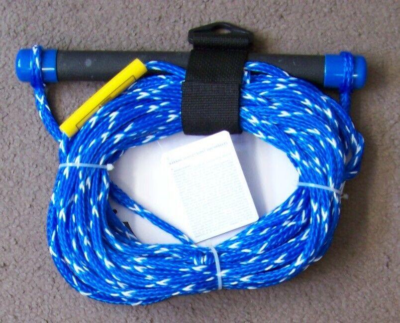 JOBE 4 Person Towrope Zugleine Tube Seil Wasserleine Schleppleine Rope